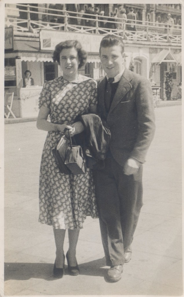 Betty and husband