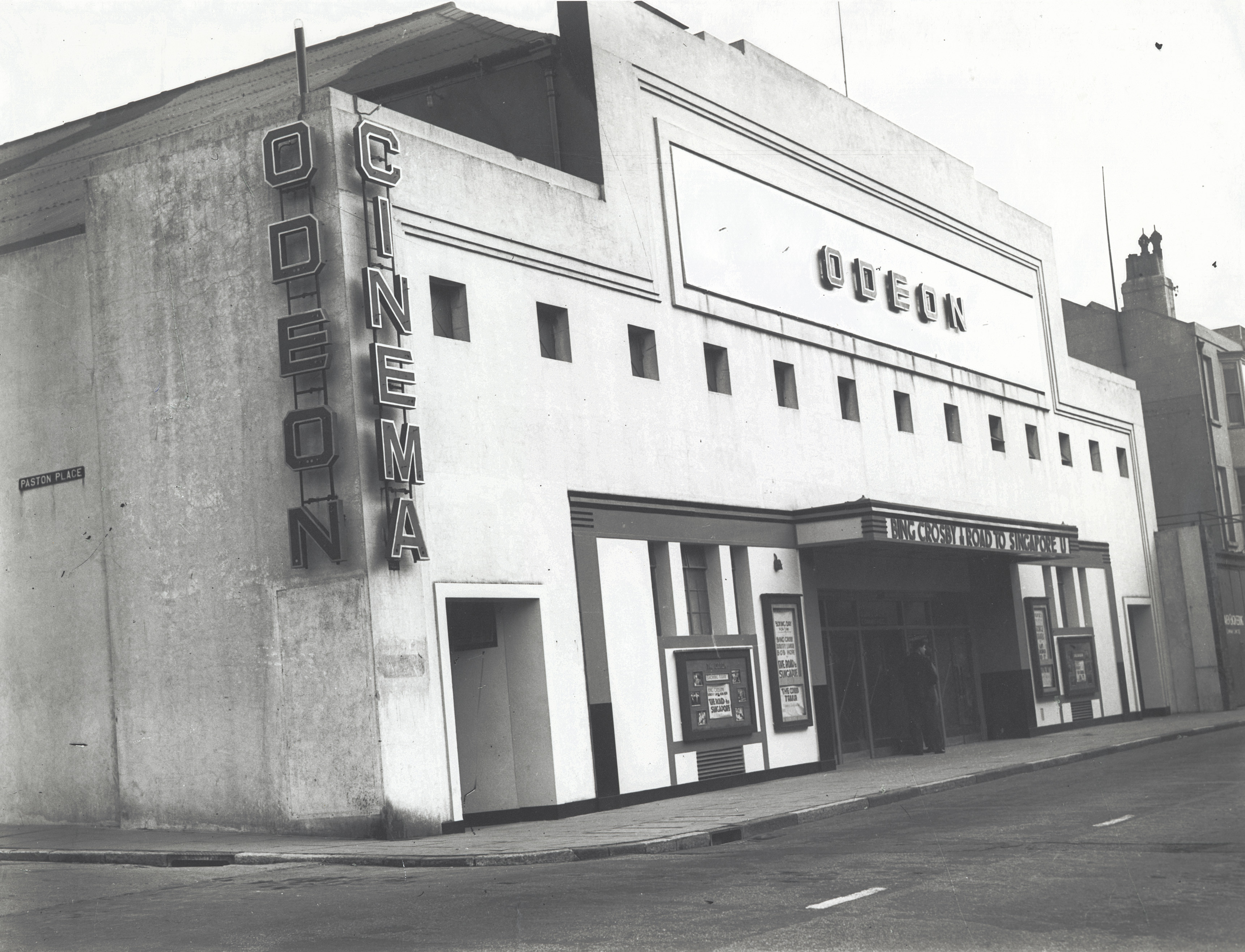 Odeon Cinema, 1950s
